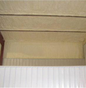 lubų siltinimas gamapur 2